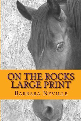 On the Rocks Large Print