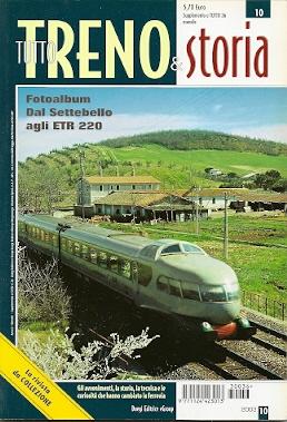 Tutto treno & Storia - n. 10