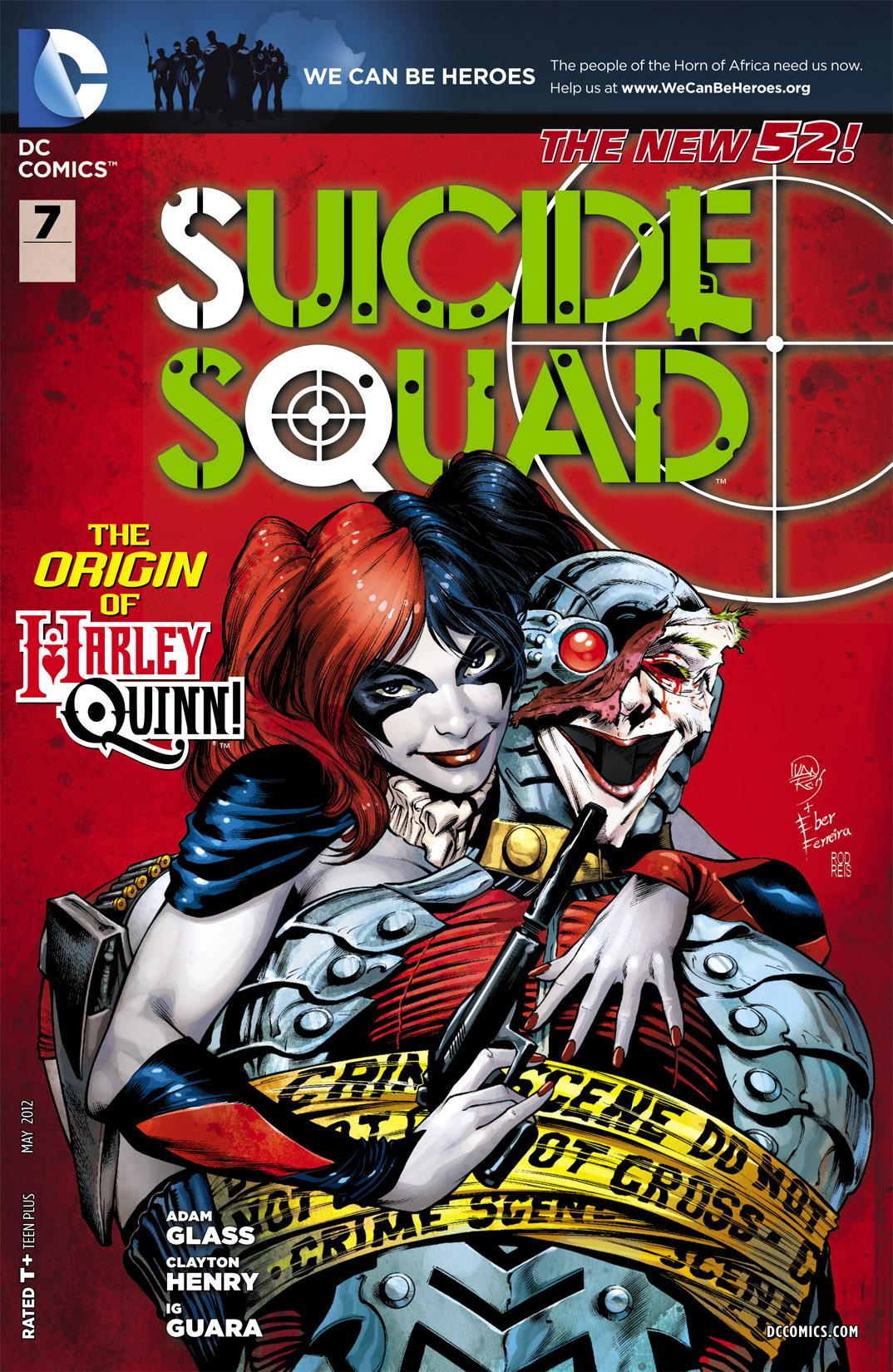 Suicide Squad Vol.4 #7