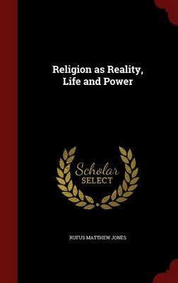 Religion as Reality,...