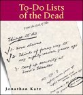 To-Do Lists Of The Dead