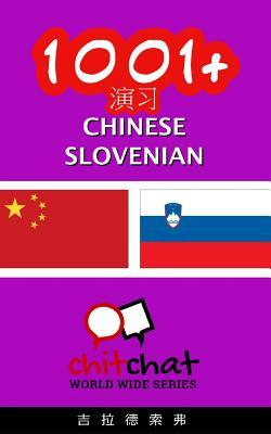 1001+ Exercises Chinese - Slovenian