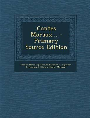 Contes Moraux...