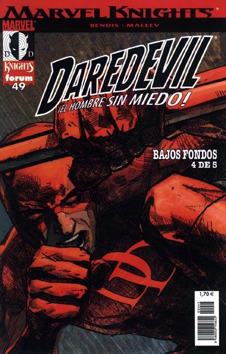 Marvel Knights: Daredevil Vol.1 #49 (de 56)
