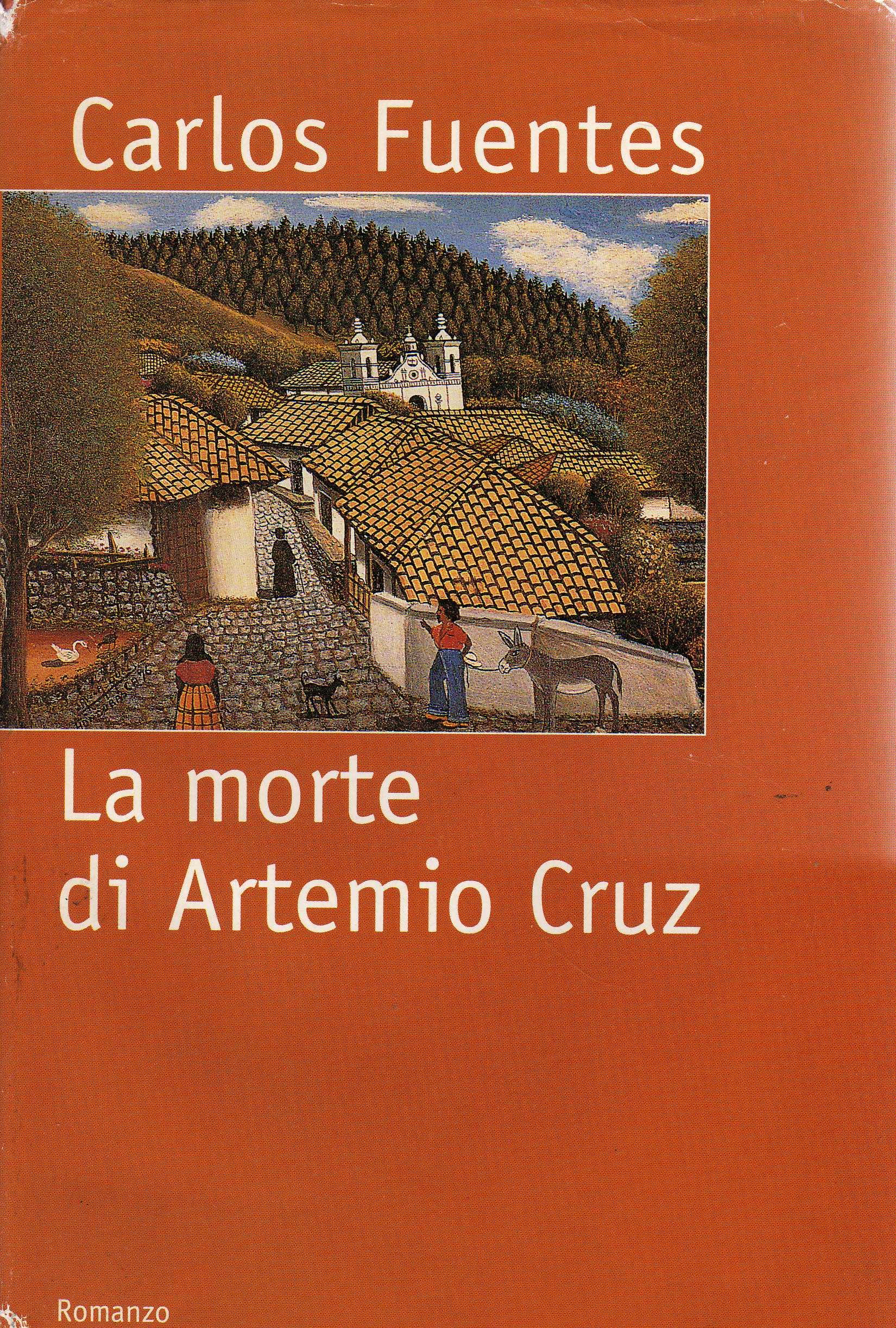 La morte di Artemio Cruz