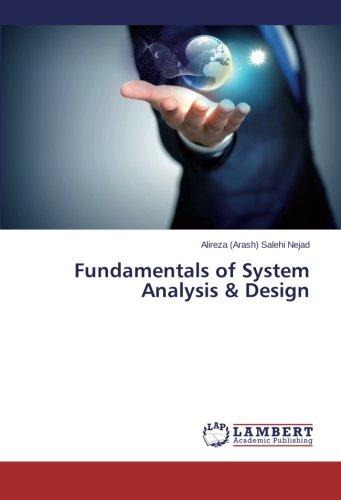 Fundamentals of System Analysis & Design