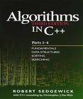 Algorithms in C++, Parts 1-4