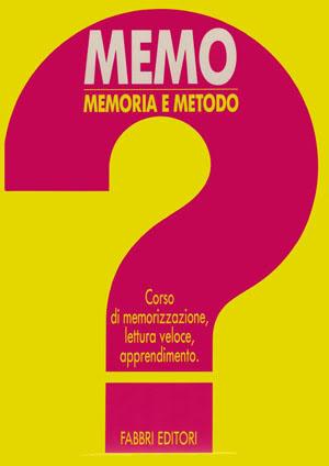 Memo: memoria e metodo - Vol. 1