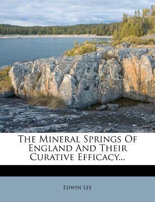 The Mineral Springs of England and Their Curative Efficacy...