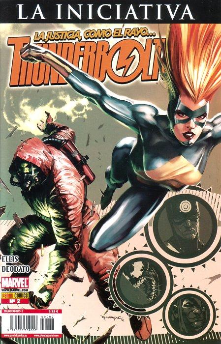 Thunderbolts Vol.2 #2 (de 24)