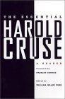 The Essential Harold Cruse