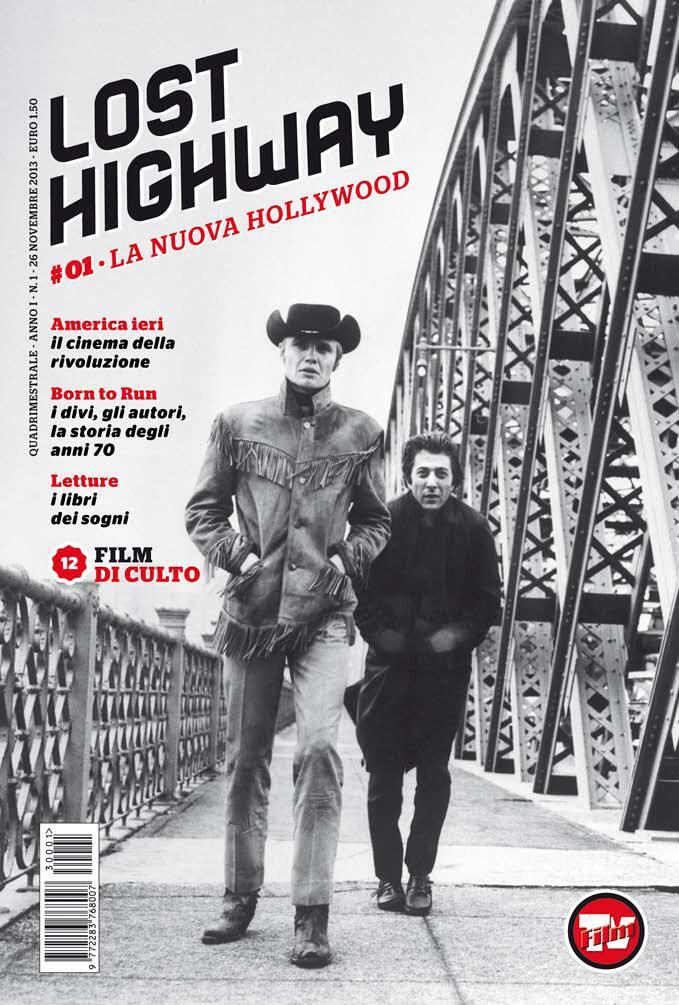 Lost highway - quadrimestrale - A. 1 n. 1 (novembre 2013)