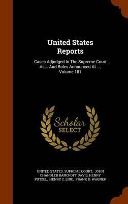 United States Report...