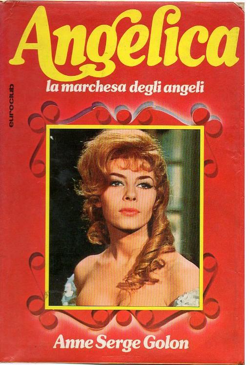 Angelica, la marches...