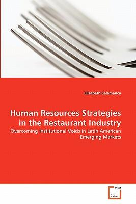 Human Resources Strategies in the Restaurant Industry