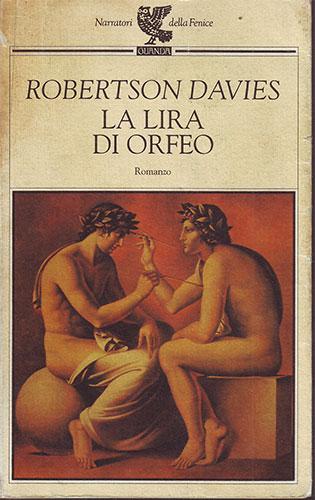 La lira di Orfeo