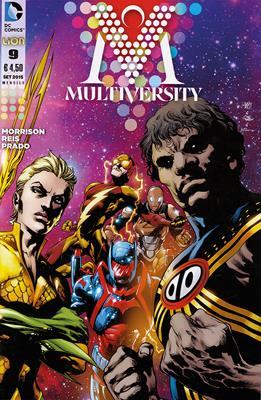 Multiversity n. 9