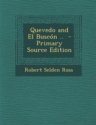 Quevedo and El Buscon