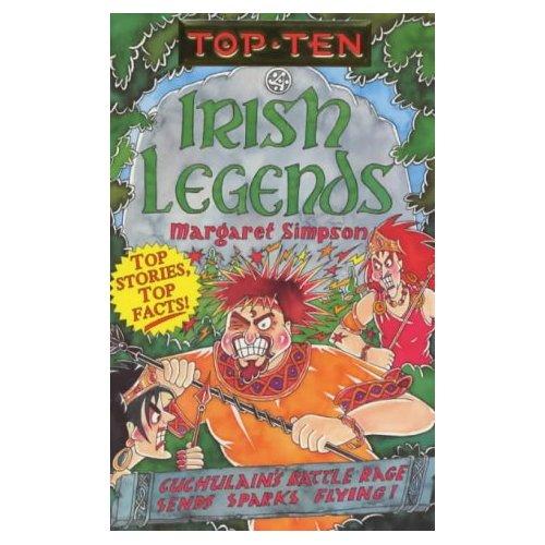 Top Ten Irish Legend...
