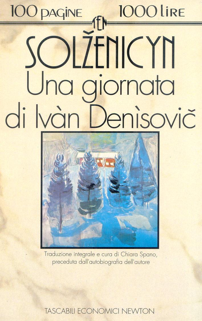 Una giornata di Ivàn Denìsovič