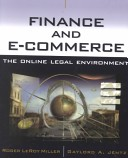 Finance and e-Commerce