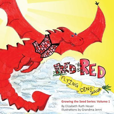 Fred the Big Red Flying Dinosaur