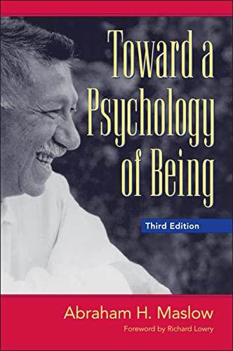 Toward a Psychology ...