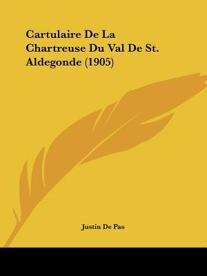 Cartulaire de La Cha...