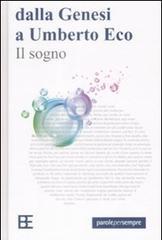 Il sogno. Dalla genesi a Umberto Eco