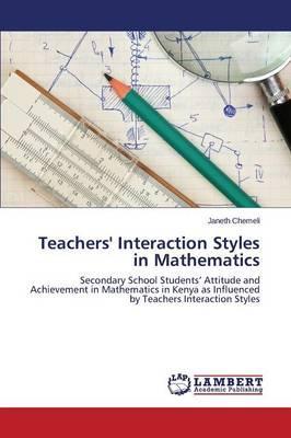 Teachers' Interaction Styles in Mathematics
