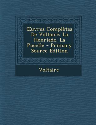 Uvres Completes de Voltaire