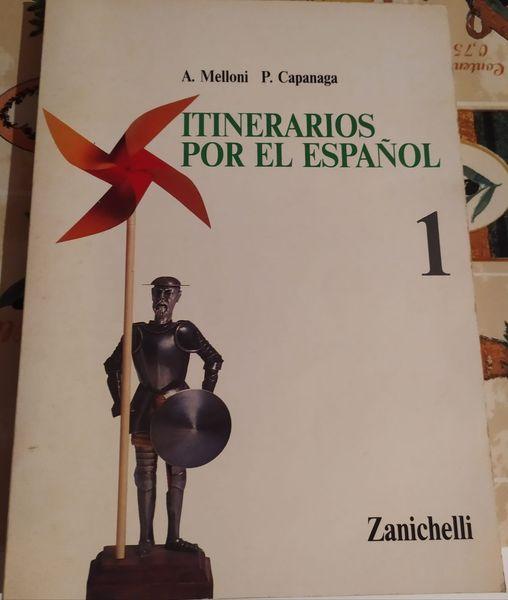 Itinerarios por el español