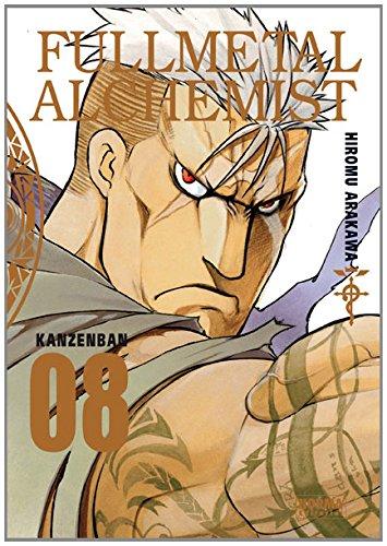 Fullmetal Alchemist Kanzenban #8 (de 18)