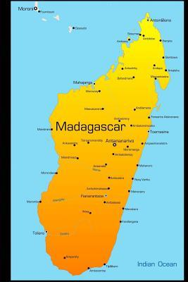 Map of Madagascar Jo...