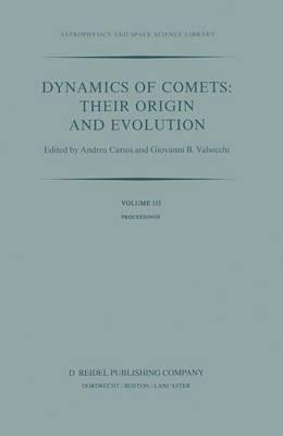 Dynamics of Comets