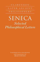 Seneca: Selected Philosophical Letters