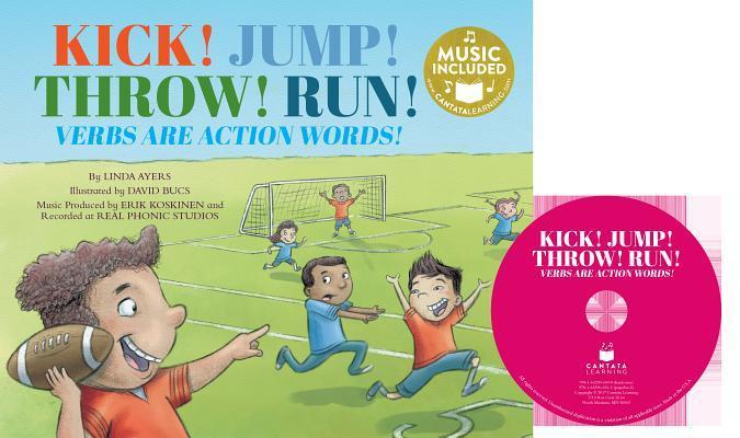 Kick! Jump! Throw! Run!