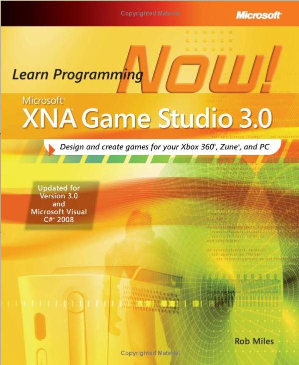 Microsoft XNA Game Studio 3.0
