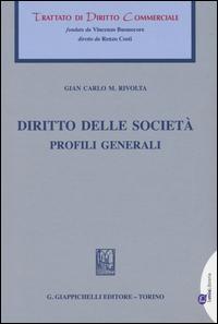 Diritto di società. Profili generali