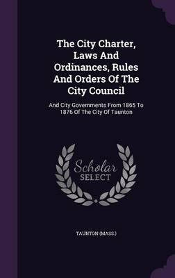 The City Charter, La...