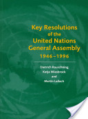 Key resolutions of the UN General Assembly, 1946-1996