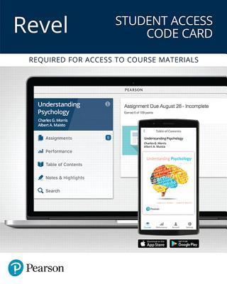 Understanding Psychology Revel Access Card