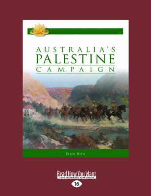 Australia's Palestine Campaign