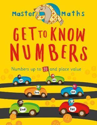 Master Maths Book 1