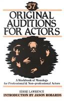 57 original auditions for actors