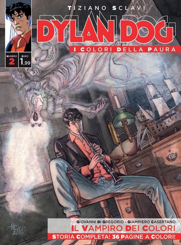 Dylan Dog - I colori della paura n. 2
