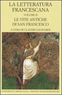 La letteratura francescana - vol. II