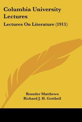Columbia University Lectures