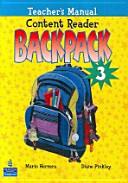 BACKPACK. 3(CONTENT READER)(TEACHER S MANUAL)