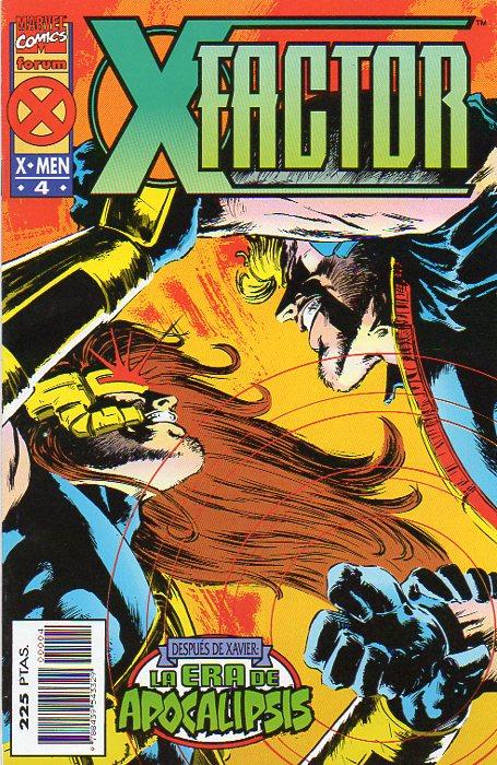 X-Factor Vol.1 #4 (de 4)
